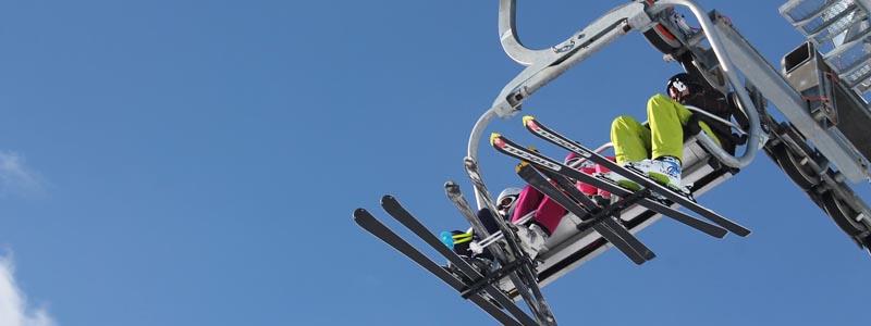 Wyciąg narciarski - Szczawnik