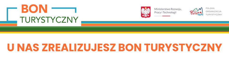 bon turystyczny - baner